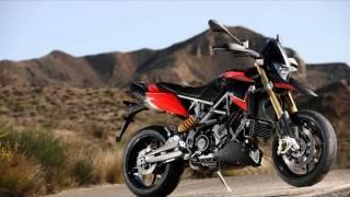 Спортивный мотоцикл Aprilia Dorsoduro 1200  мотоцикл класса Supermoto