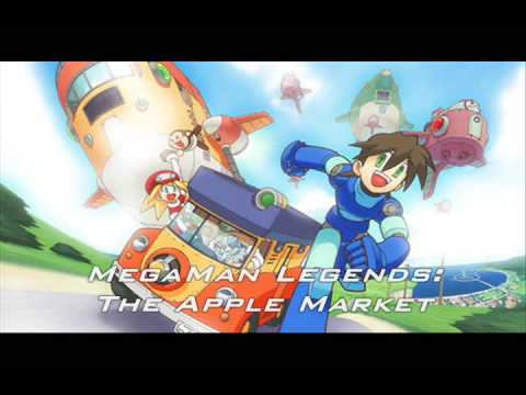 Download MegaMan Legends 07 The Apple Market