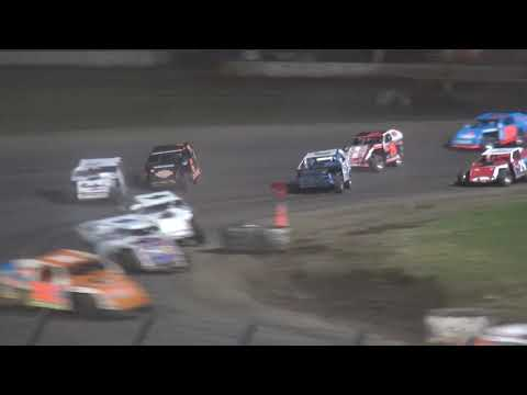 IMCA Modified B-Main 2 Davenport Speedway 9/21/18