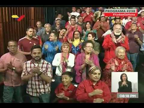 Diosdado Cabello se reunió con Juan Guaidó el 22 enero 2019: Incumplió todo lo que dijo