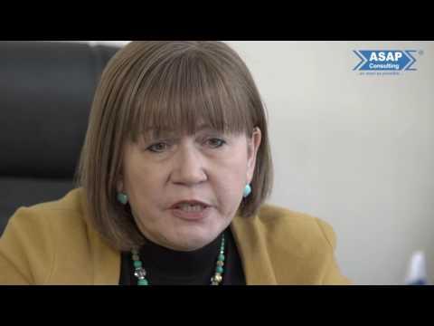 Проект АСАП Консалтинг по внедрению SAP ERP в компании ОАО «БелЗан»