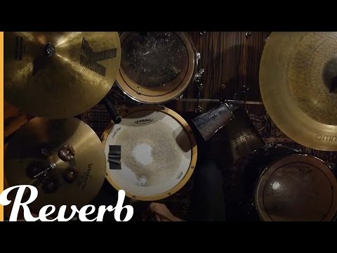 Latin Beats: the Cumbia Style on Drums | Reverb Drum Lesson w/ Daniel Villarreal