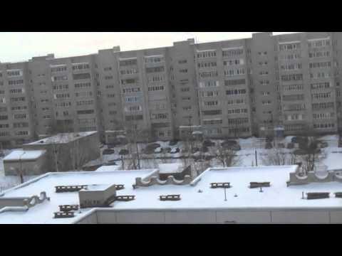 Гул Земли в Балаково (Саратовская область) \ Прикол