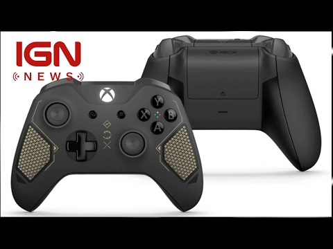 New Xbox One Controller Series Announced - IGN News