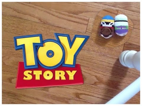 Toy Story Tsum Tsum Music Video!!#4