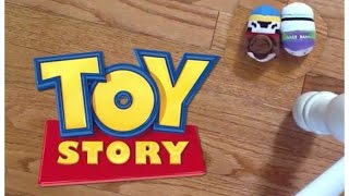 Toy Story Tsum Tsum Music Video!!#4