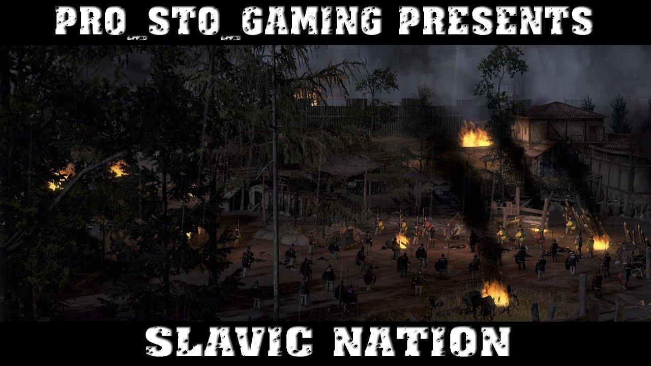 Total war attila slavic nations