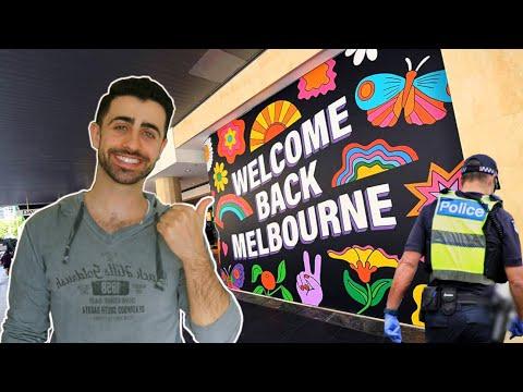 Melbourne's 16 Week Lockdown FINALLY Ends!