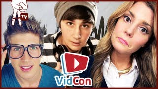 Daily Grace, Jai Brooks and Joey Graceffa on Jerry Springer, prom queens, and embarrassing videos!