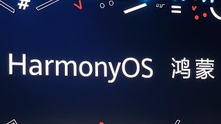 Huawei's HarmonyOS unveiled: Could it catch on?