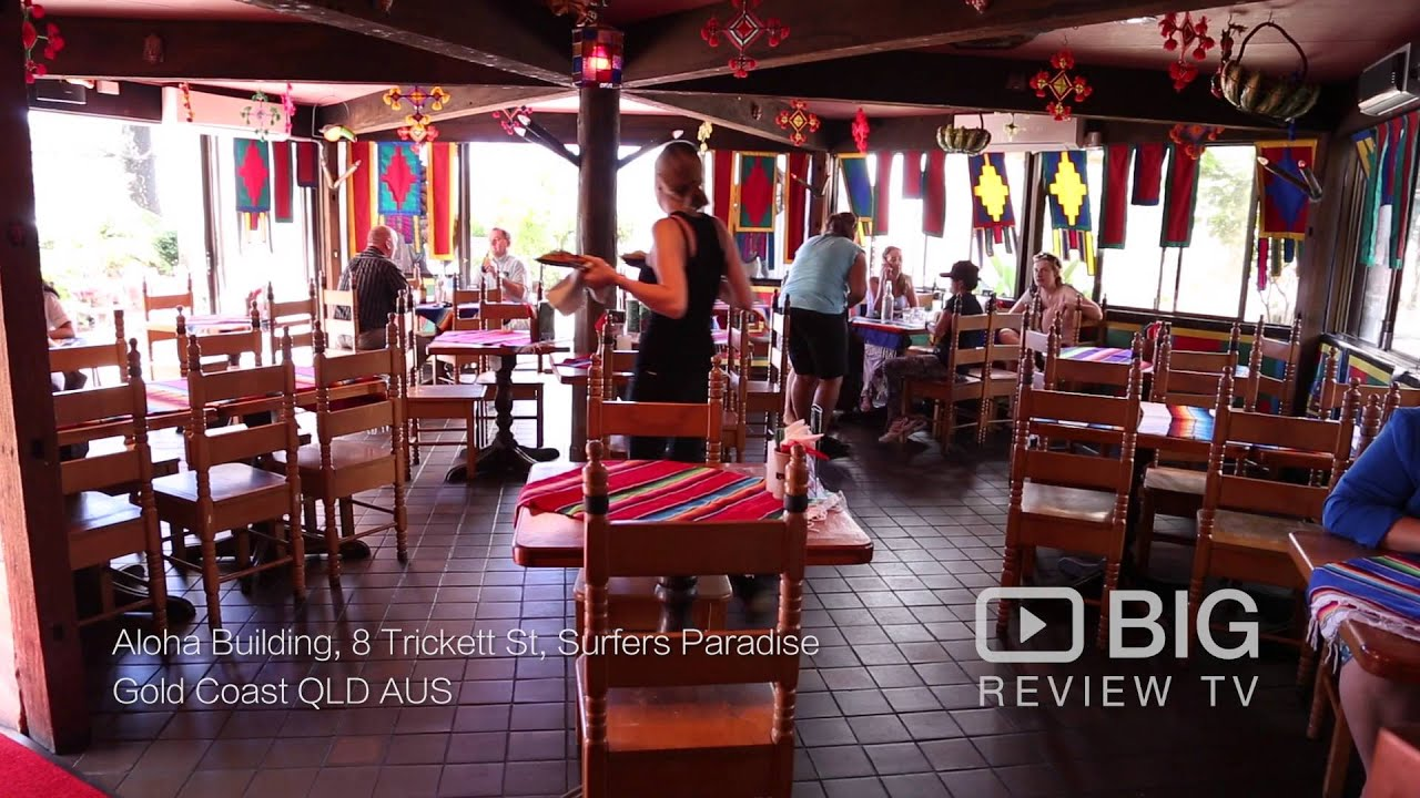 Mexican Restaurant Surfers Paradise