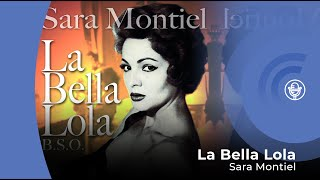 Sara Montiel La Bella Lola Del Film La Bella Lola Con Letra Lyrics Video Youtube