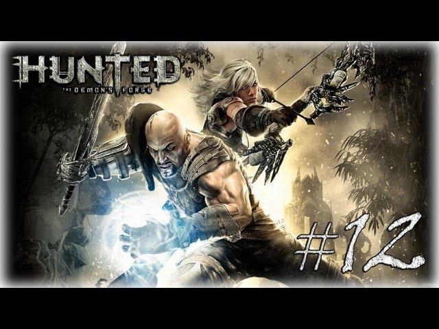 Смотреть прохождение игры [Coop] Hunted The Demon's Forge #12 - Битва у стен замка.