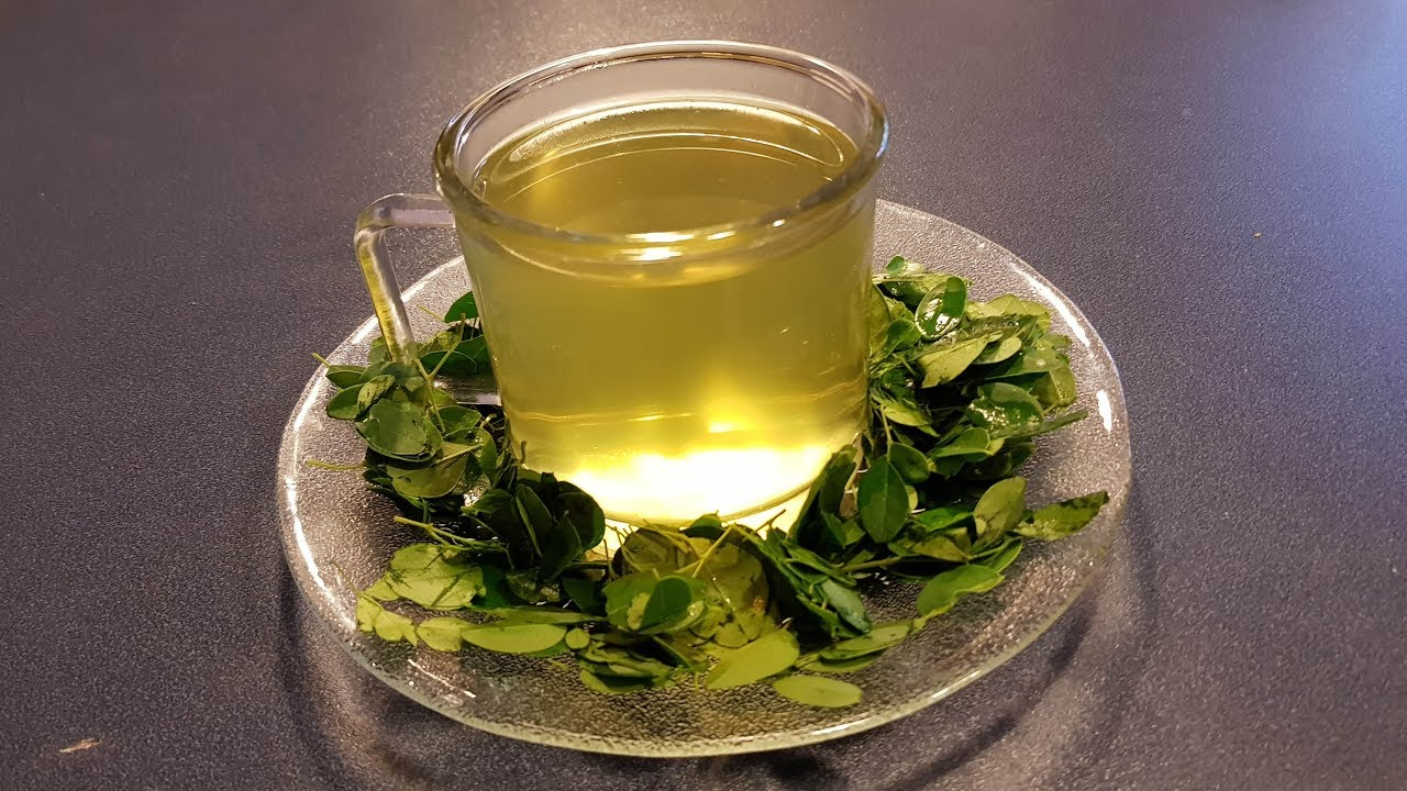 Drumstick Leaves Herbal Tea/ Immunity Booster #covid19 - YouTube