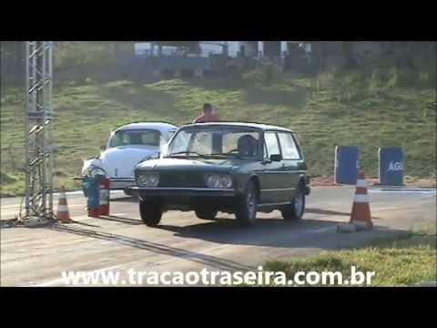 Opala, Caravan, Chevette, Chevy, Fusca e Brasilia - Categoria TT Turbo Street - Taubaté (SP)