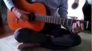 Thầm Yêu - Guitar Cover by Dung Pham