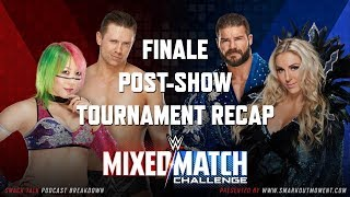 WWE Mixed Match Challenge Finals Results Post-Show and Tournament Recap Review