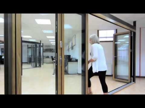 Bi-Fold Door Operation