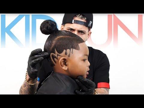 !!! Must Watch KidBun Haircut Tutorial by AROD !!!