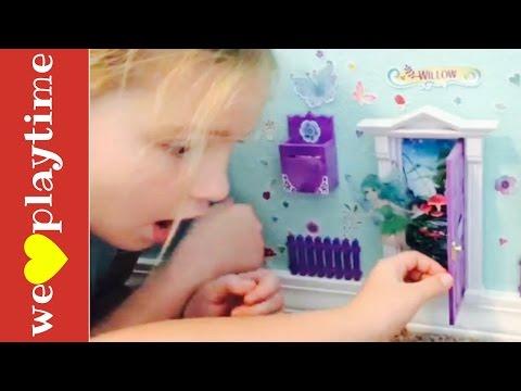 Little Fairy Door Play Set  **Willow Writes Back!**