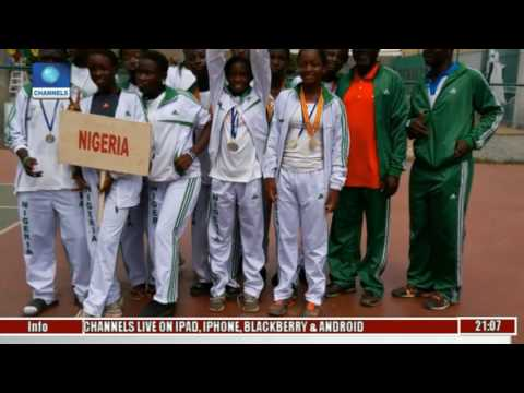 Nigeria Emerge Overall Winner Of The African Junior Tennis Championship In Togo