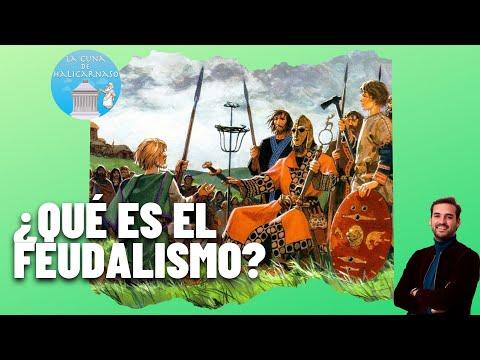 ¿Qué Es El Feudalismo? - 2º ESO Historia