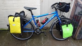 Budget Touring Bicycle