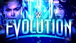 """WWE Evolution 2018 Rousey vs Bella Promo Theme Song - """"Champion"""" by Various Artists + DL"""