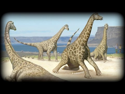 Dinosaurs Unearthed - Alamosaurus - Massive Sauropod - Documentary