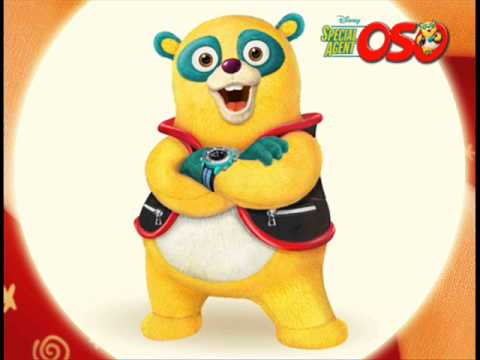 Special Agent Oso Theme