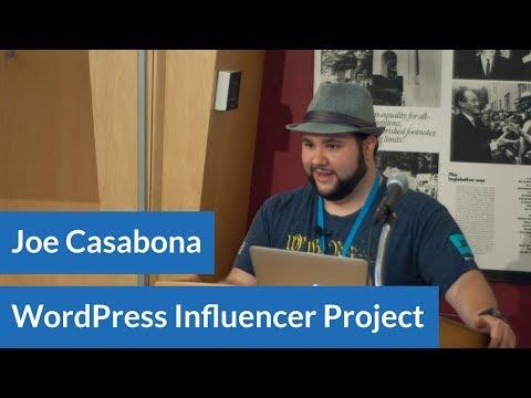 WordPress Influencer Project 04: Joe Casabona