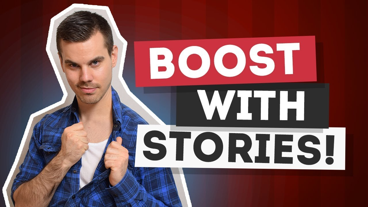 ★ Boost your videos with stories! (Part 1) #Freedomfamily #storytelling