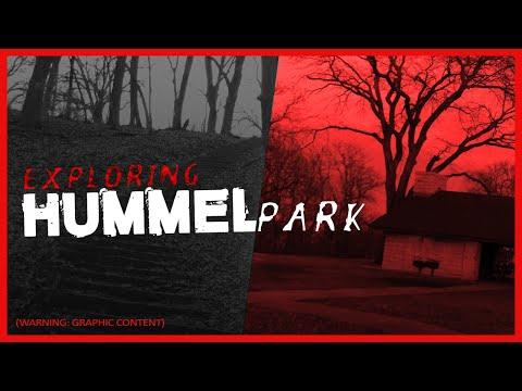 Exploring the Very Scary Hummel Park (DISTURBING!)