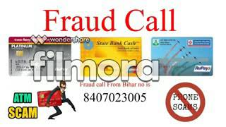 Funny fraud sbi call