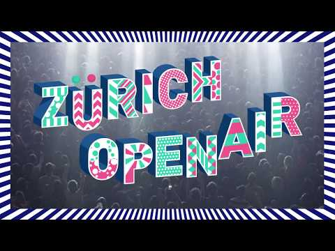 ZÜRICH OPENAIR 2017 | Trailer