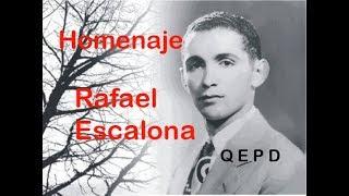 Rafael Escalona Biografía,  Homenaje a Rafael Escalona,  el mas grande del Vallenato