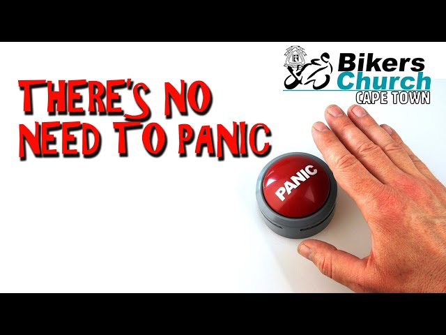 There is no need to panic - Ian September