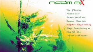 Hot Chocolate Riddim Mix [February 2012] [12 To 12 Records]