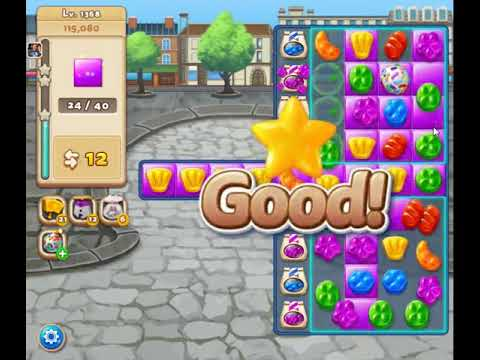 Sweet Road Level 1368 played by Self-Gamed Millionaire