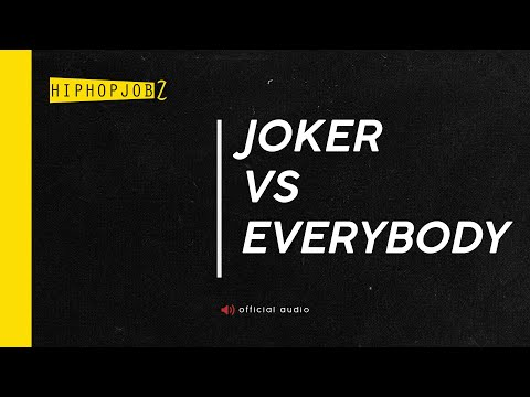 JOKER VS EVERYBODY