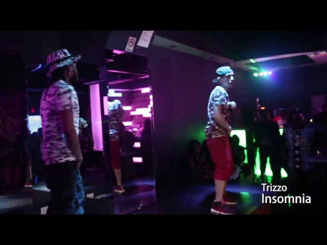 "Trizzo Performing ""Insomnia"" Live At Club Medusa"
