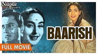 Baarish 1957 Full Movie   Dev Anand , Nutan   Old Romantic Movie   Nupur Audio