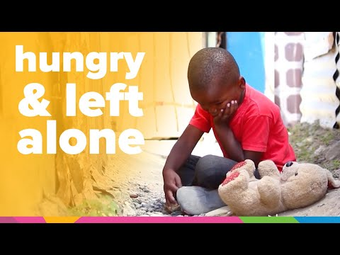 Hungry And Left Alone—Is There A Better Life? | South Africa | Orphan's Promise
