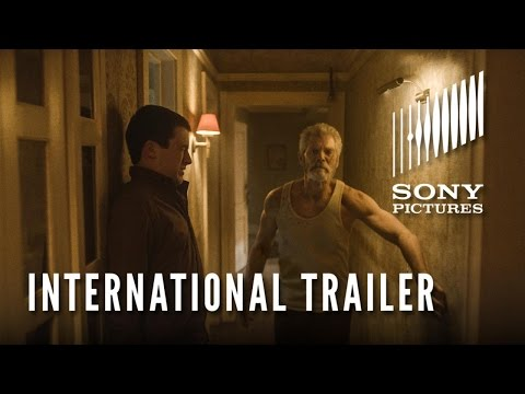 DON'T BREATHE - International Trailer
