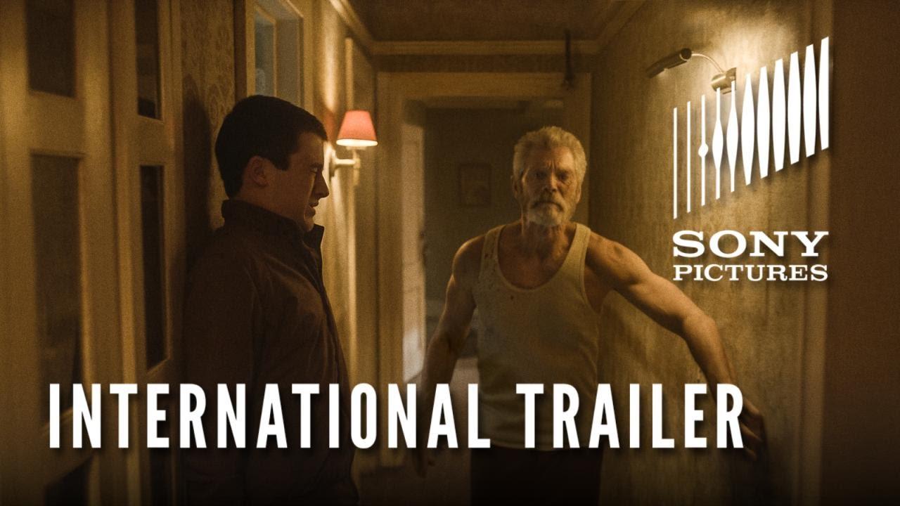Download DON'T BREATHE - International Trailer