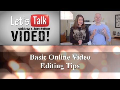 Basic Online  Editing Tips For Entrepreneurs