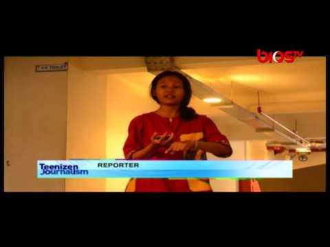 TEENIZEN JOURNALISM - SMA HANG TUAH 4 SURABAYA - MUSEUM BANK INDONESIA