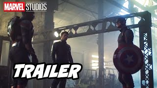 Falcon and Winter Soldier Episode 5 Trailer Breakdown and Marvel Easter Eggs