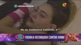 Triangulo Amoroso Yasmila Pato Ivana Gh2016 En Vivo Gran Hermano 2016 En Vivo Argentina Gh 性別