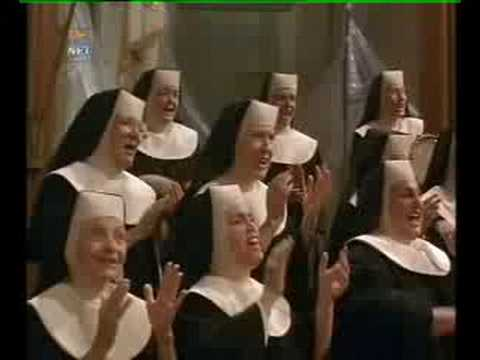 """""""Hail Holy Queen"""" from Sister Act - YouTube"""